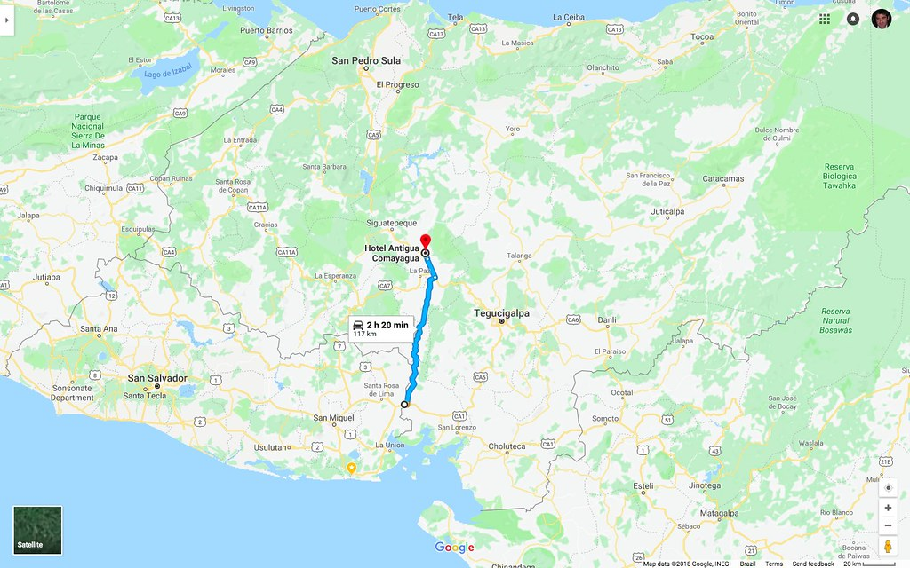 Maps_Honduras_BorderToComoyagua