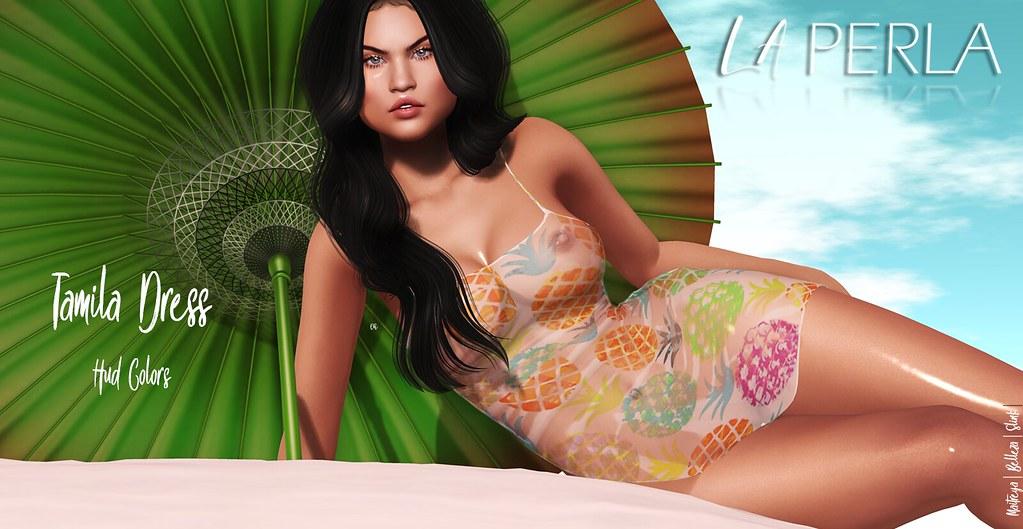 LP} - Tamila Dress - TeleportHub.com Live!