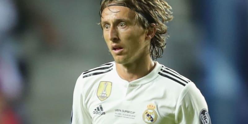 Modric: Saya sangat senang di Real Madrid