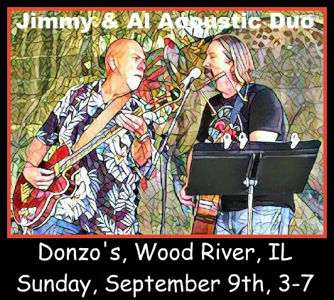Jimmy & Al 9-9-18