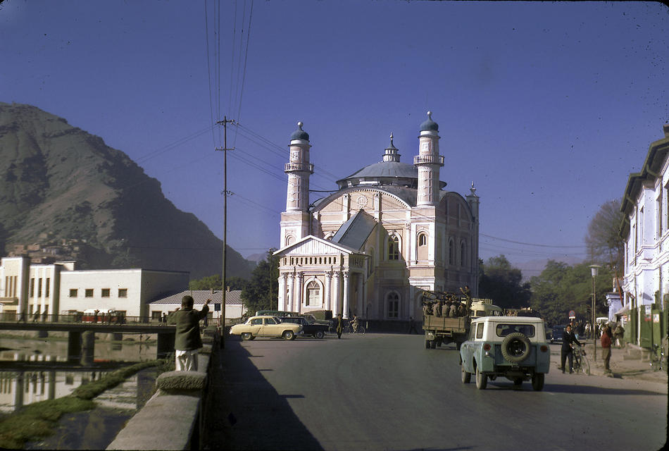 Color Photos of Afghanistan in The 1960s by Bill Podlich (19)
