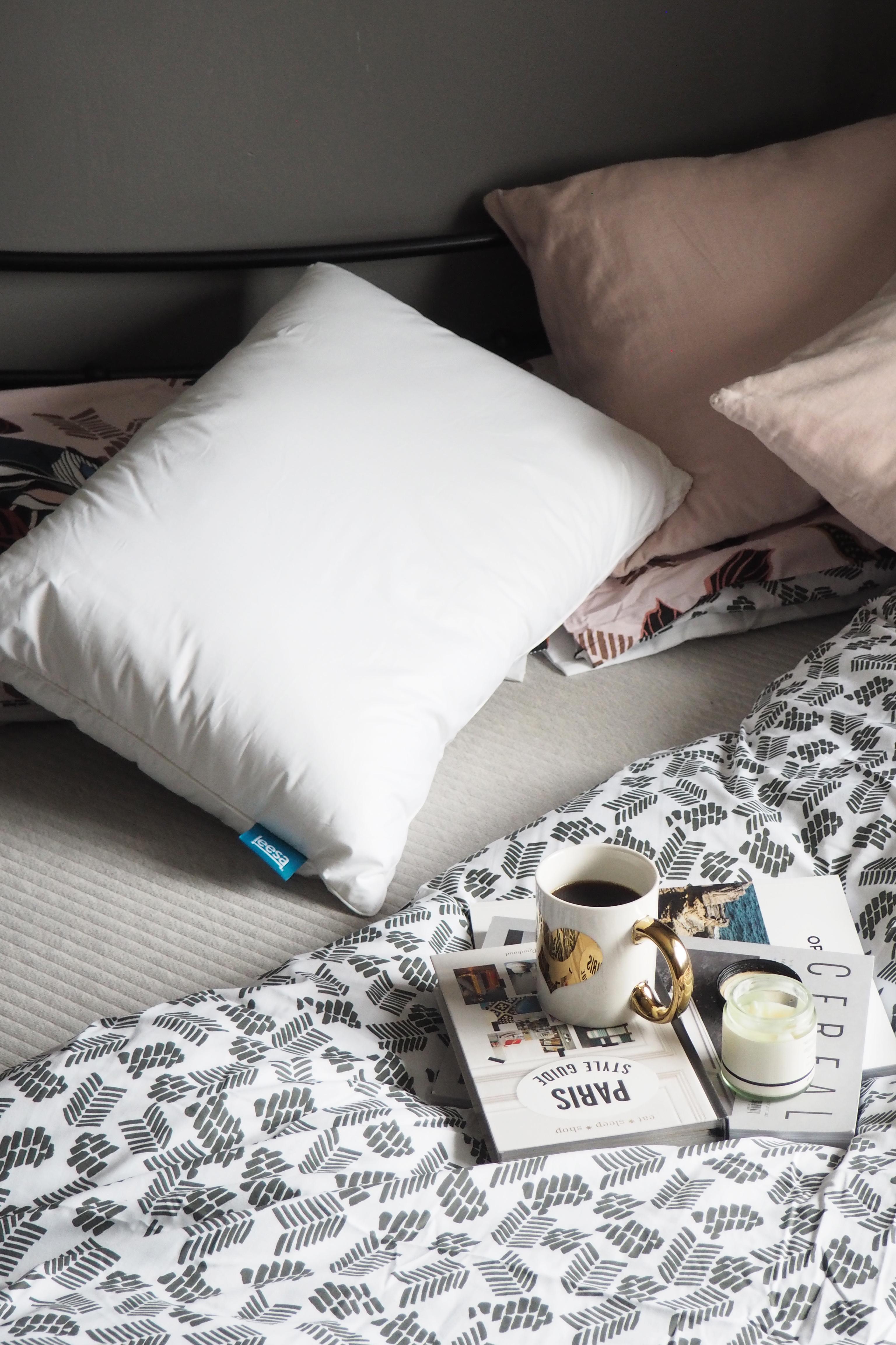 Leesa Sleep Pillow 3