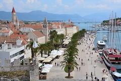 Riva of Trogir (Hrvatska 2018)