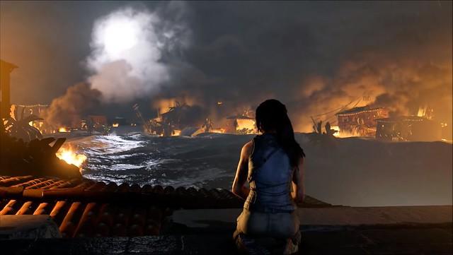 Tomb Raider - Feminizmning harakati