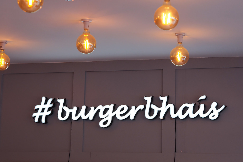 Burger Bhais Manchester Cheetham Hill Review