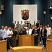 Landtagsbesuch von Studierenden der Hochschule der Polizei, 13.09.2018