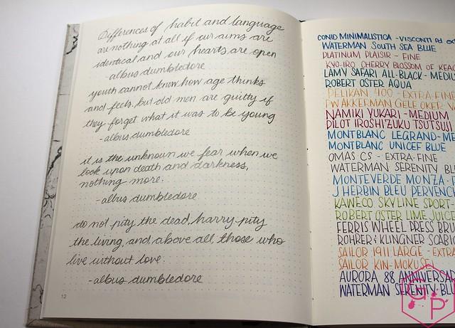 Maclellan x Phidon Pens Notebook @PhidonPens 9