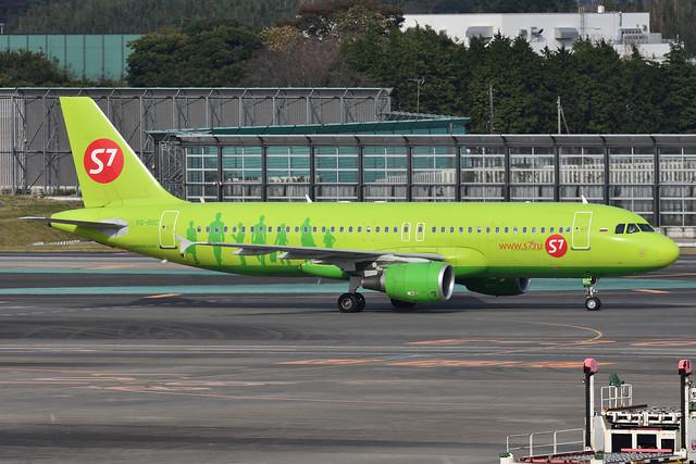 VQ-BRC A320 SBI 14868