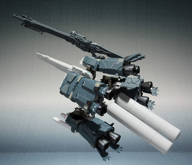 METAL ROBOT魂(Ka signature)《鋼彈前哨戰》S鋼彈專用推進器組件(Sガンダム専用オプションパーツ ブースターユニット)【魂商店】