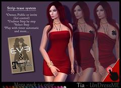 UndressMe Tia -megapack
