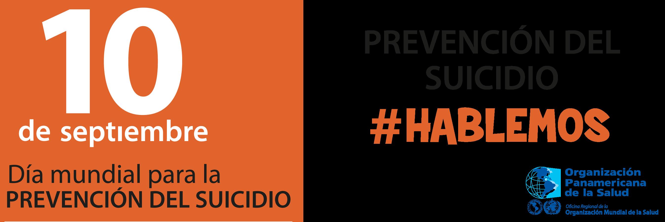 #Prevención Suicidio