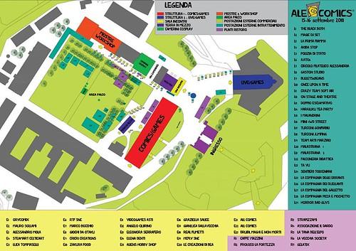 AleComics 2018 - Mappe