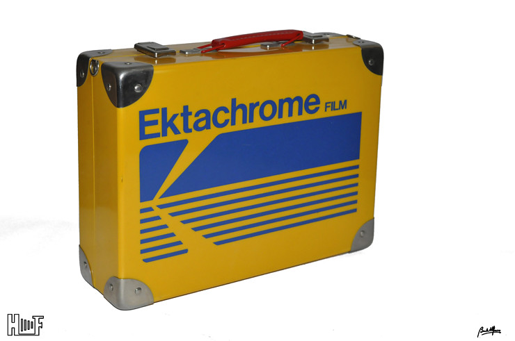 _DSC8390 Mala publicitária Kodachrome e Ektachrome Briefcase