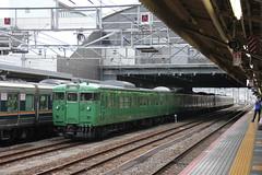 115 series EMU