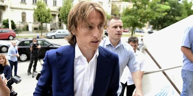 Luka Modric: Inter Milan Akan Tuntut Presiden La Liga Javier Tebas Medrano