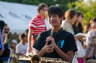 wind orchestra boy#1