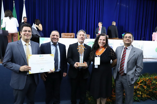 Premiação da A3P – Sustentabilidade