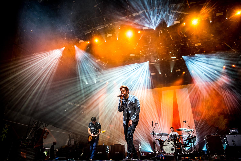 You Me At Six @ Pukkelpop 2018 (Jan Van den Bulck)
