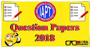 IAPT Question papers