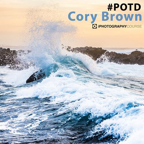 Cory Brown POTD