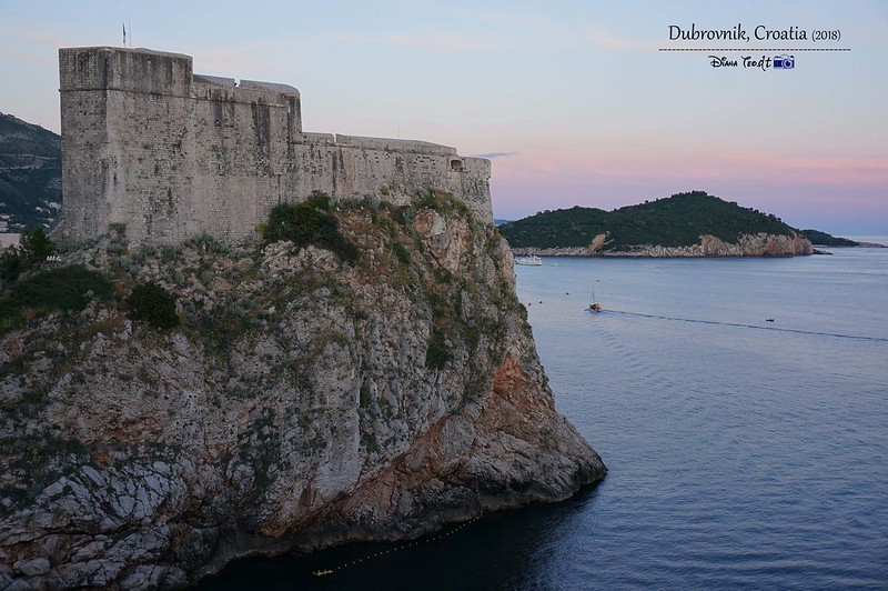 2018 Croatia Dubrovnik Old Town 06