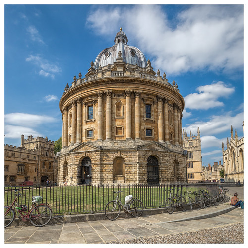 Day 248/365  Radcliffe Camera