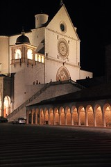Assisi night&day light&shadows