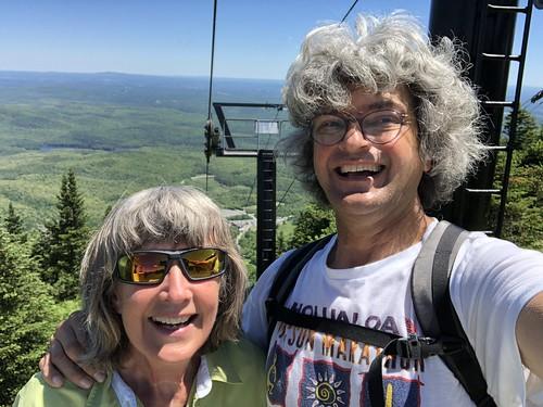 Mt. Orford - Selfie