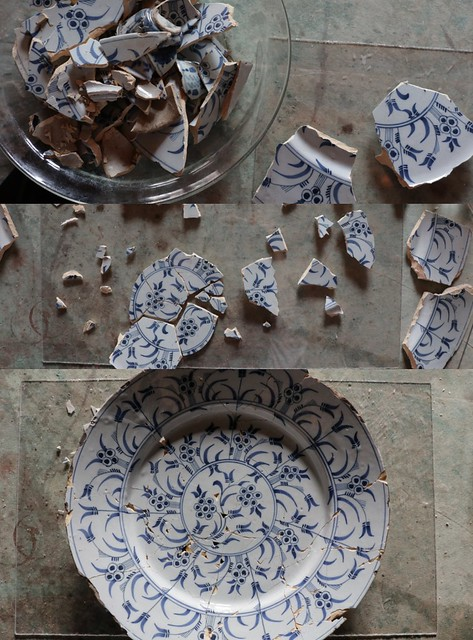 Delft restration