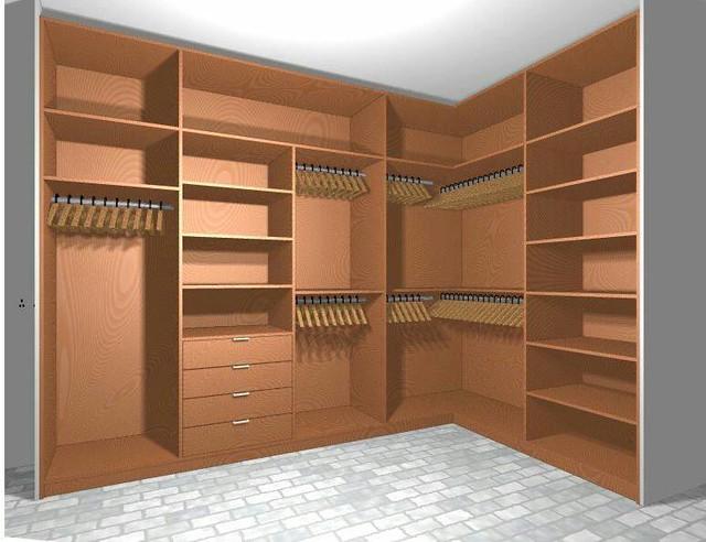 Modern Wardrobe Closet Designs