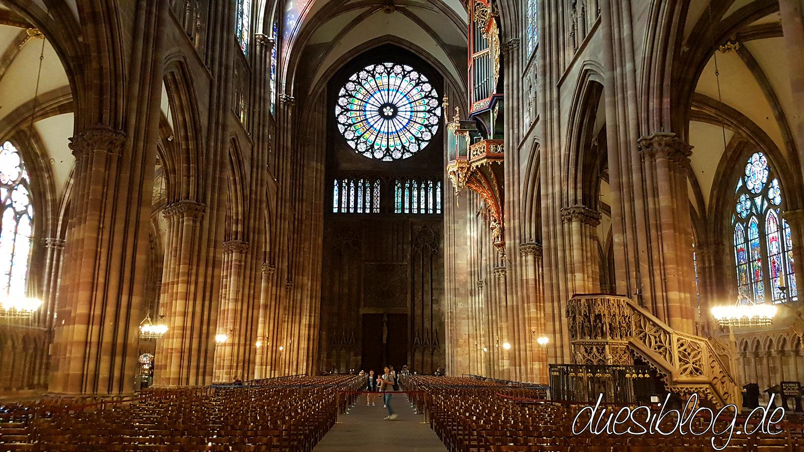 Cathedrale Notre-Dame de Strasbourg duesiblog travelblog 04