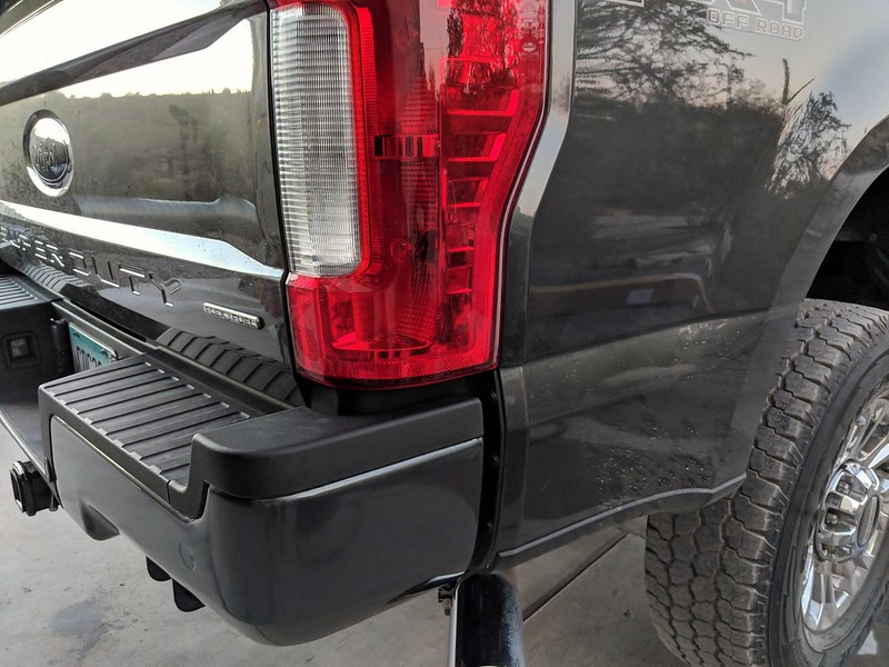 Vinyl Wrapping The Chrome Ford Truck Enthusiasts Forums