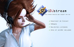 "Creation picture for ""iDJstream"""