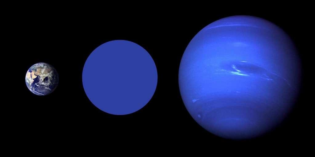 Des astronomes de Montréal découvrent une exoplanète
