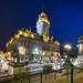 Edinburgh - Balmoral Blue Hour