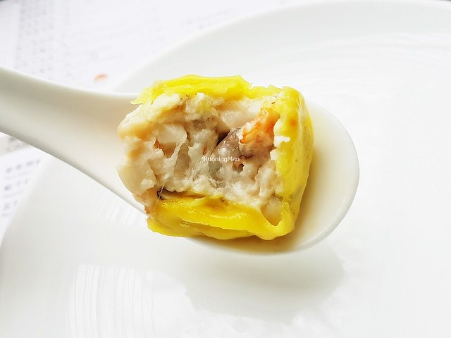 Steamed Pork And Prawn Dumpling Siew Mai