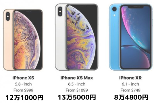 iPhone-Xs-Xs-Max-Xr