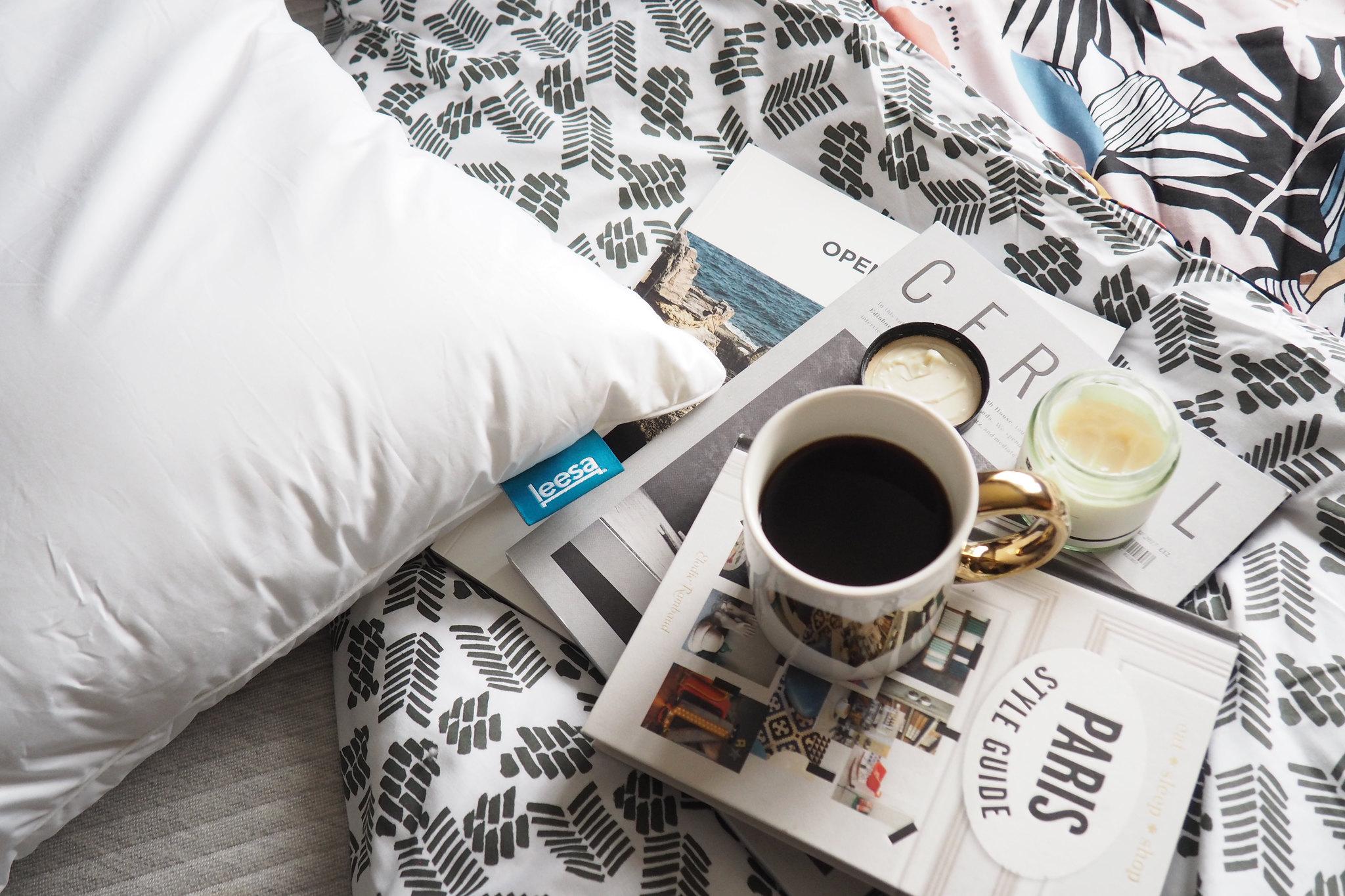 Leesa Sleep Pillow 6
