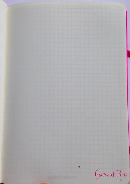 Leuchtturm 1917 A5 Neon Pink Notebook @Leuchtturm1917 @BureauDirect 6