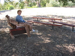 Hans Christian Andersen Memorial Reading Seat, 2005