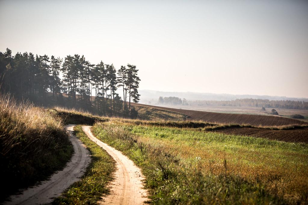 Landscape during the 2018 European Rally Championship Rally Poland at Mikolajki from September 21 to 23 - Photo Thomas Fenetre / DPPI