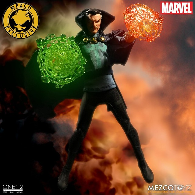 Dr. Strange First Appearance Edition from Mezco Toyz ONE:12 COLLECTIVE!