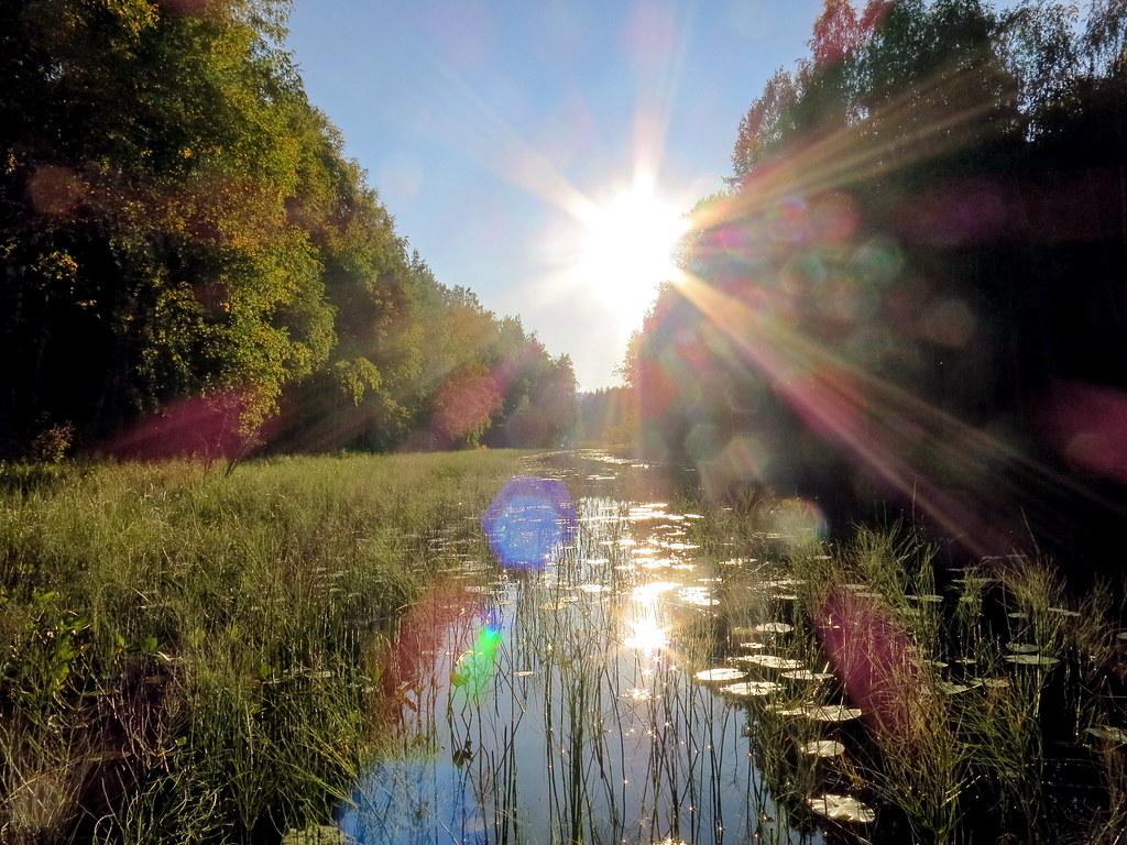 Природа и природный пейзаж в фотографиях
