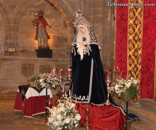 Festividad de Mª Santísima de los Dolores