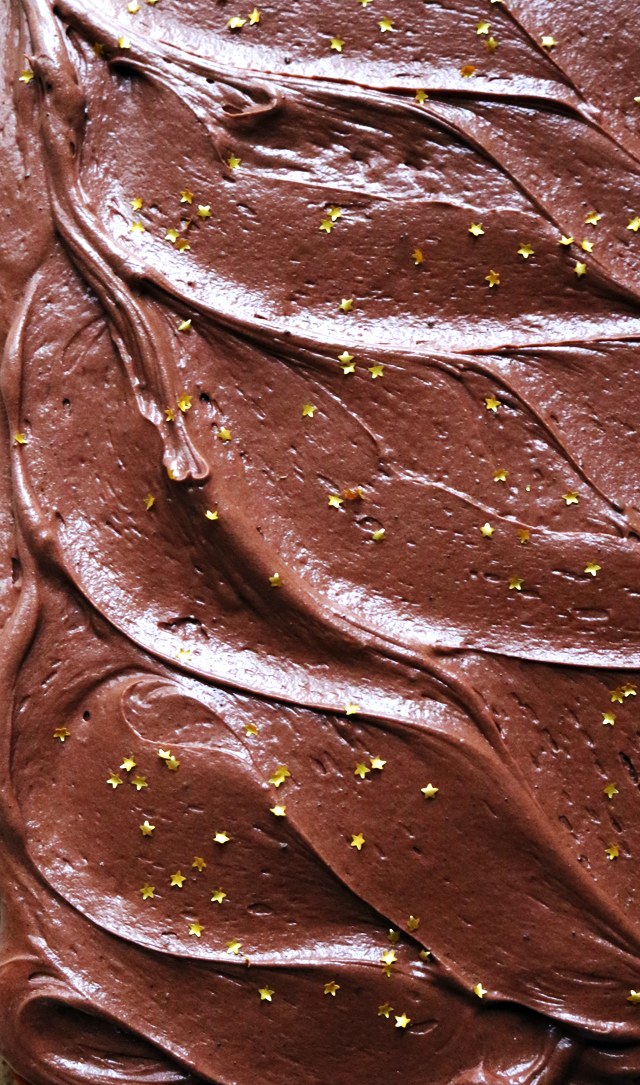 Peanut Butter Sheet Cake with Chocolate Cream Cheese Frosting