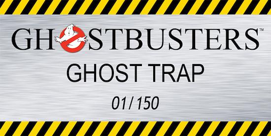 有了這個,就不用打給魔鬼剋星了?! Hollywood Collectibles Group《魔鬼剋星》抓鬼陷阱 Ghost Trap 1:1 比例道具複製品 普通版/HCG限定版