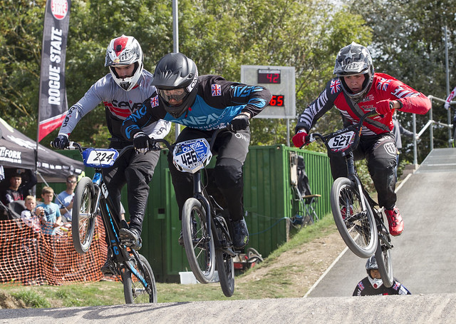 HSBC UK | National BMX Series | R11-12 | Gosport 2018