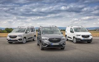 Opel Combo-Varianten