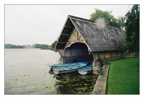 Castle Leslie Boat House
