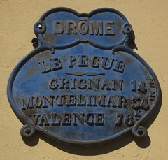 Le Pégue, Drome - Photo of Montbrison-sur-Lez